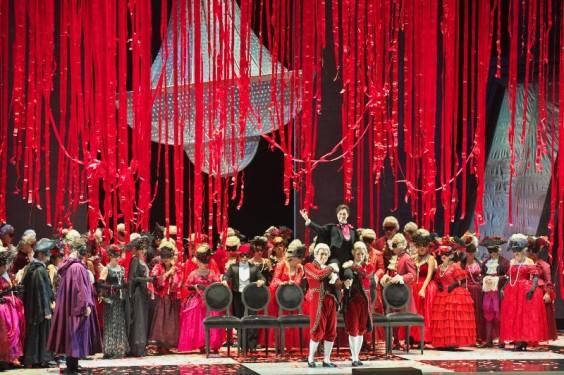 トリノ王立歌劇場 2013年日本公演 《仮面舞踏会》より
