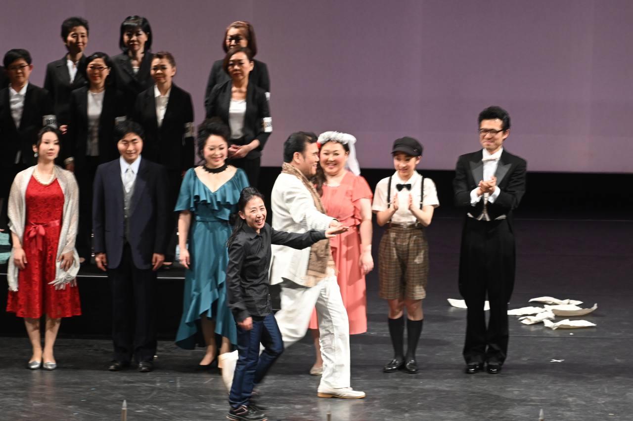 オペラの撮り方。写真の根底にある、「熱い思い」。