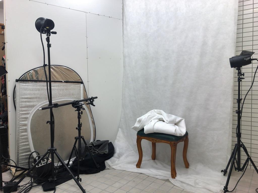 演奏家の皆さまに向けて、手ごろな価格で本格的なスタジオ撮影をご提供したいという「夢」。写真には、無限の使い道が広がっている。